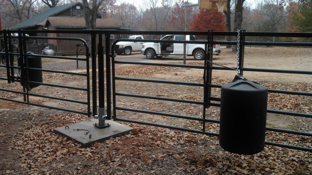 King Ranch Style Gate